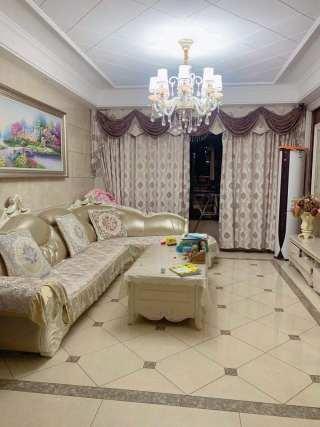 急售南溪丽城3室2厅1卫108m²精致装修南北通 三小 二中