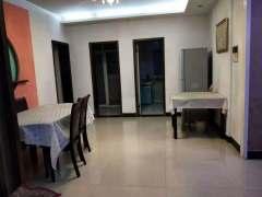 (市中心区)龙舒花园3室2厅1卫113m²精致装修